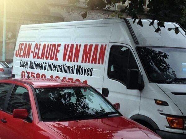 Jean Claude Van Man