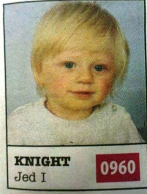 Jed I Knight