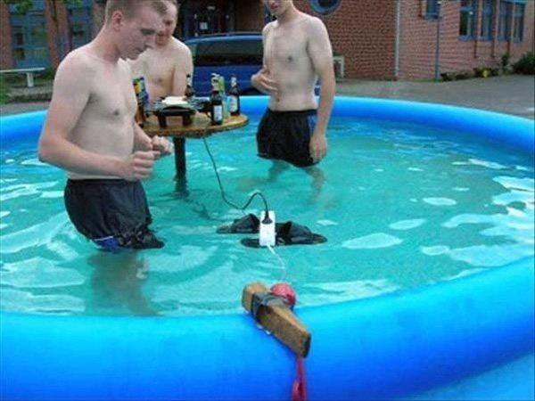 Pool Charging