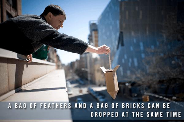 Dropping Stuff