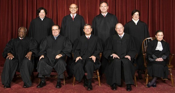 Supreme Court Grandchildren