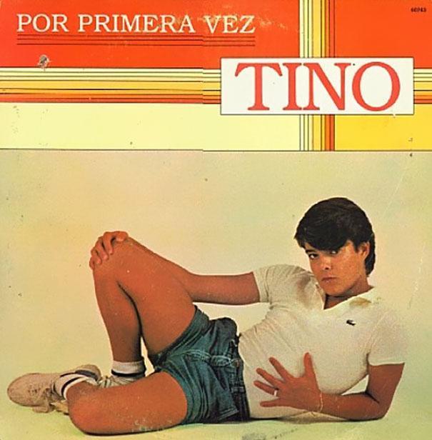 Tino Bad Album Covers
