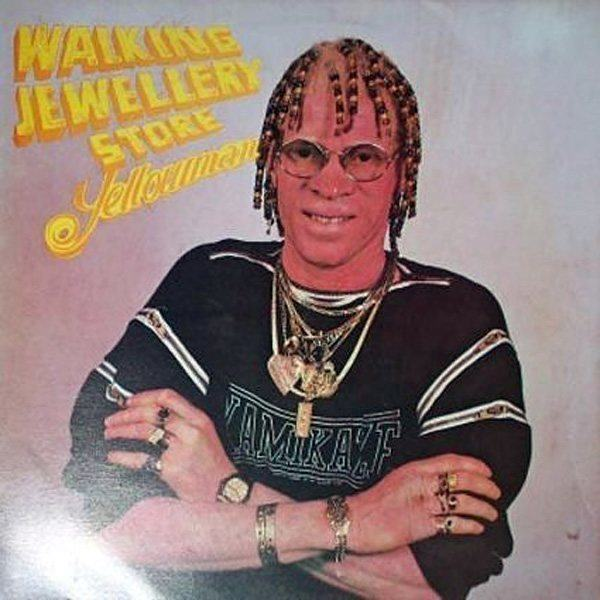 Yellowman Bad Album Covers