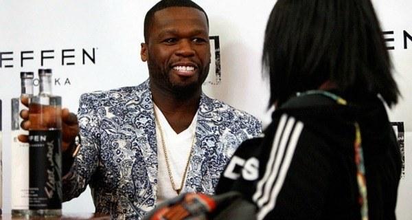 50 Cent Bottles