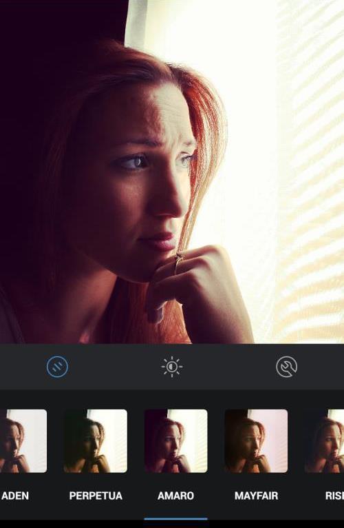 Amaro Instagram Filters