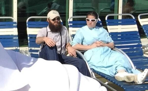 Amish Hipsters