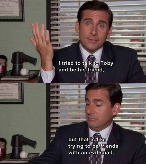 Being Friends With Toby