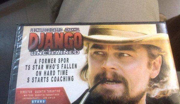 Django Bootleg DVDs