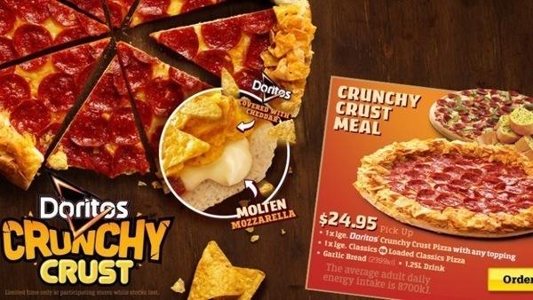 Doritos Pizza Australia