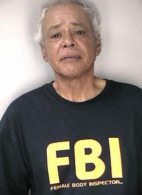 FBI Ironic Mugshots