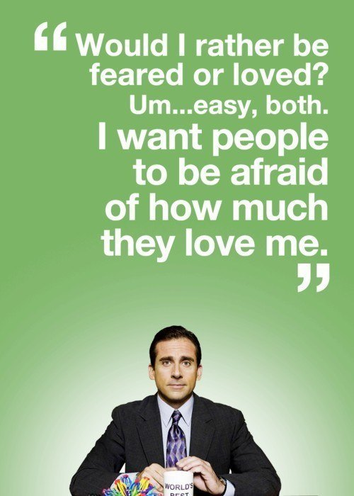 Funniest Michael Scott Quotes