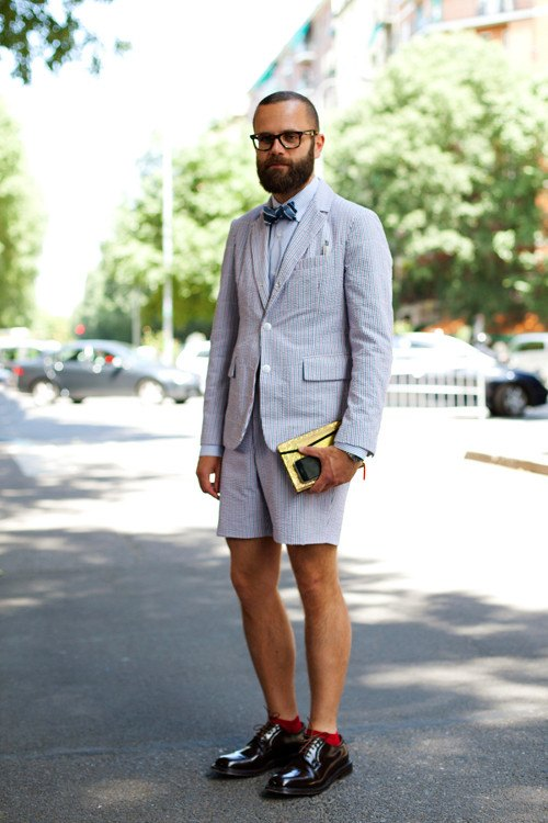 Hipster Shorts