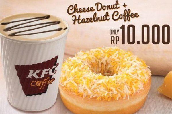 Cheese Donut