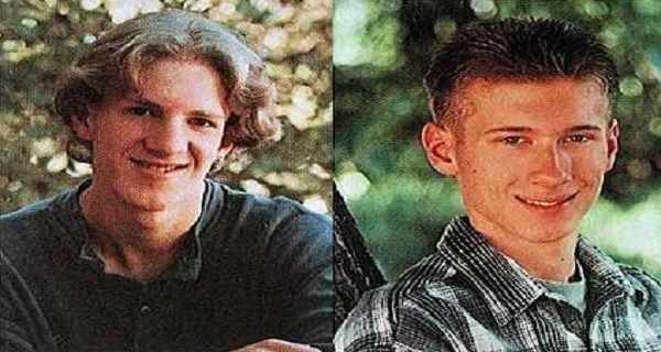 Mass Murderer Haircuts Dylan Klebold Eric Harris