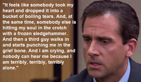 Michael's Feelings