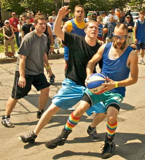 Steampunk Basketball