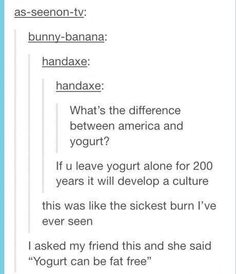 Tumblr On America