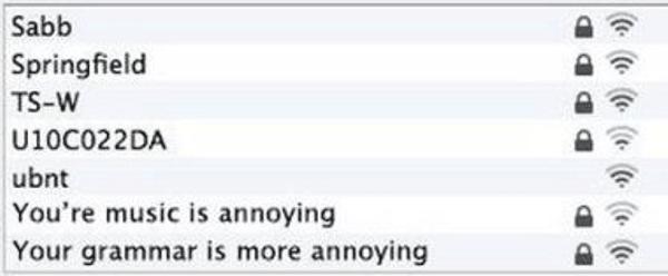 Wifi Trolling