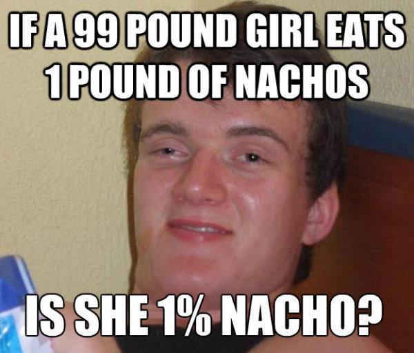 1 Percent Nacho