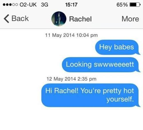 Answer Your Own Tinder Messages