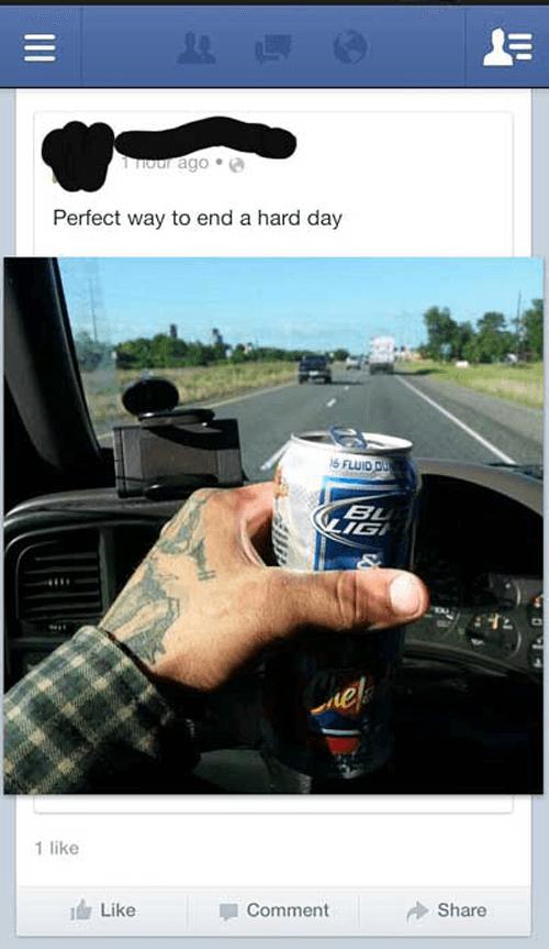 Beer Facebook Tmi