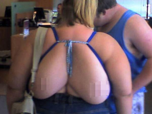 Censored Back Boobs