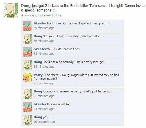 Doug And Patty