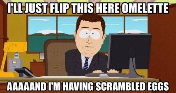 Funniest Memes Scrambled Eggs
