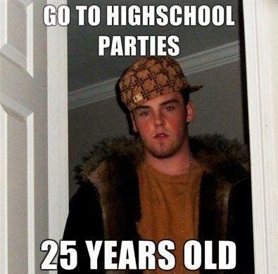 High School Parties