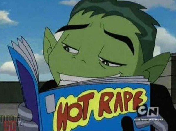 Hot Rape Dirty Cartoon
