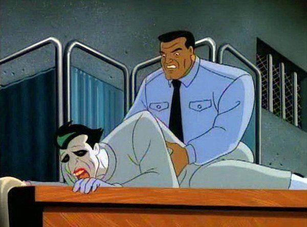 Joker Ravaged