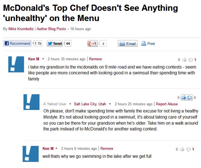 McDonalds Life Hacks