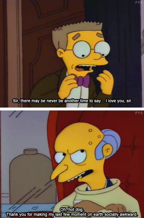 Mr Burns Quotes Smithers