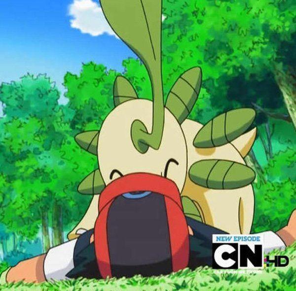 Pokemon Oral Dirty Cartoon