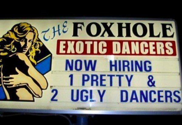 Pretty Ugly Dancers