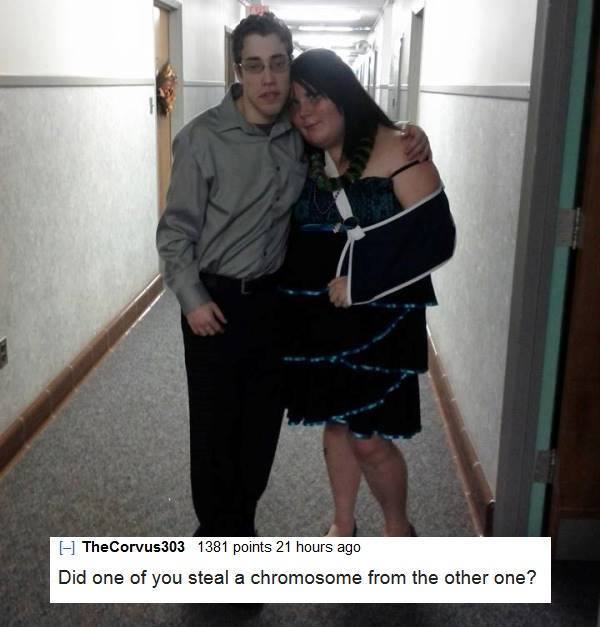 Roast Me Reddit Chromosome