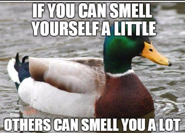 Smell Yourself