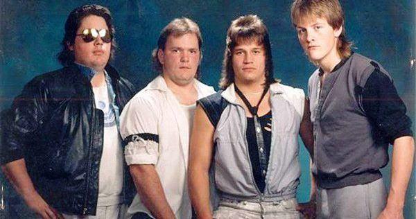 Awkward Band Photos