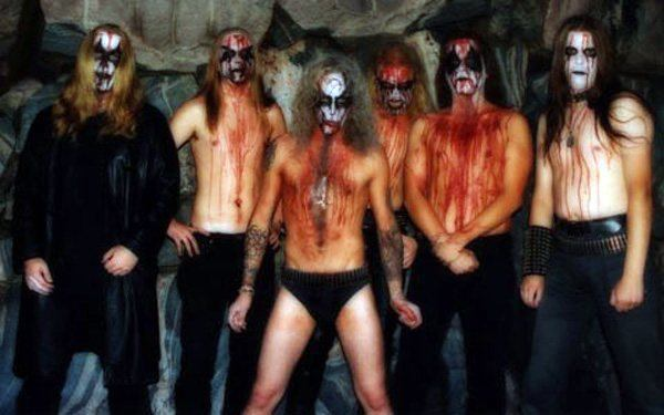 Black Metal Speedos