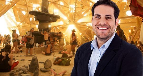 LinkedIn Influencer Burning Man