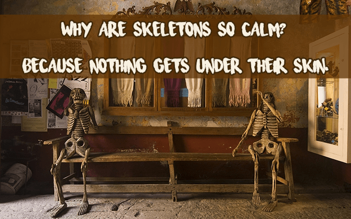 Calm Skeletons