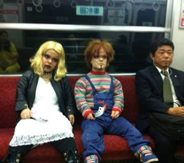 Chucky And Wife