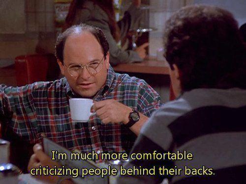 Criticizing People