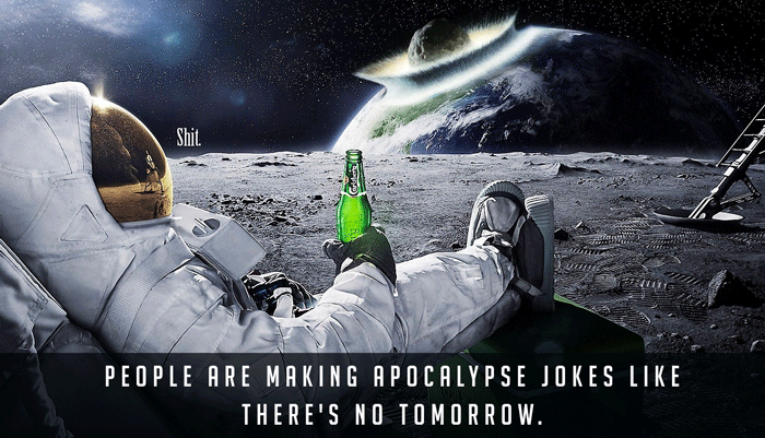 Dad Jokes Apocalypse
