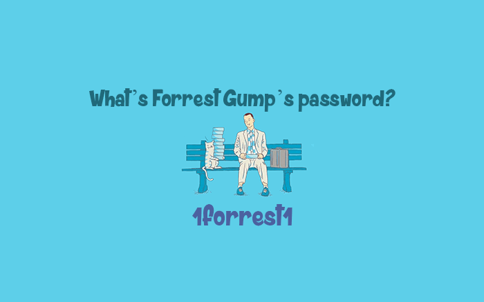 Dad Jokes Forrest Gump Password