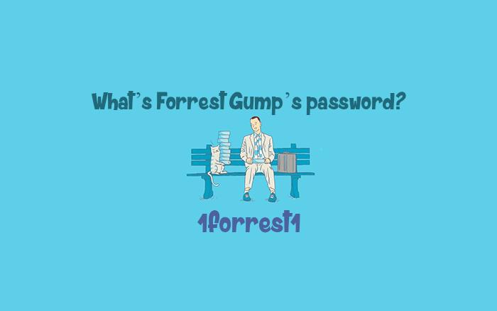 Dad Jokes Forrest Gump Password