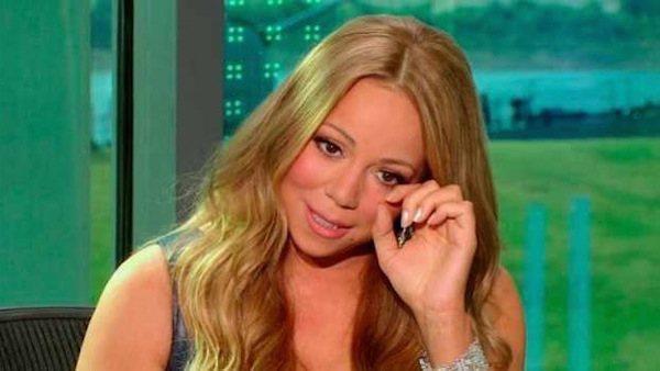 Glitter Mariah