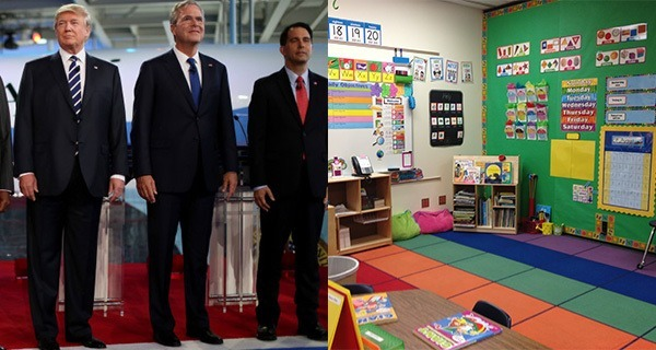 Gop Debate Show And Tell