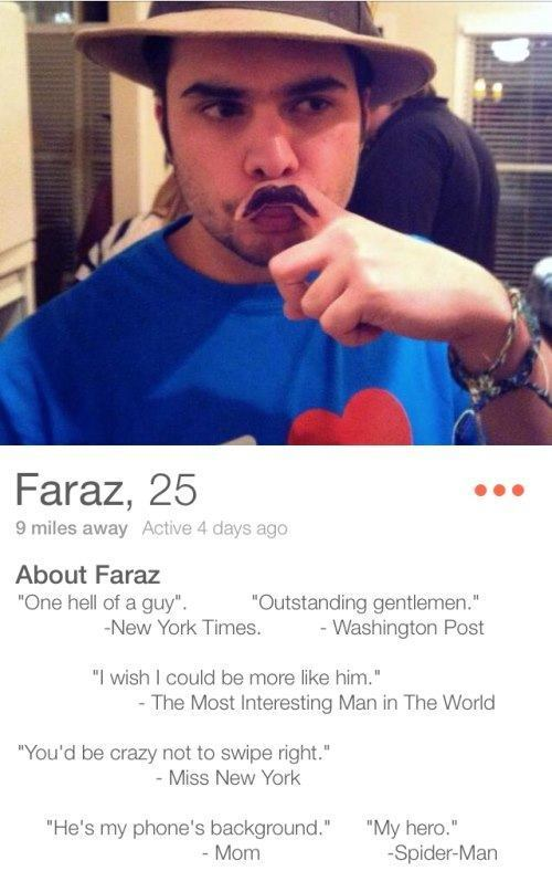 Interesting Man