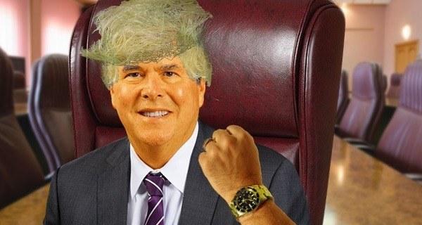 Jeb Bush New Look Gold Rolex